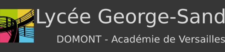 Lycée George-Sand